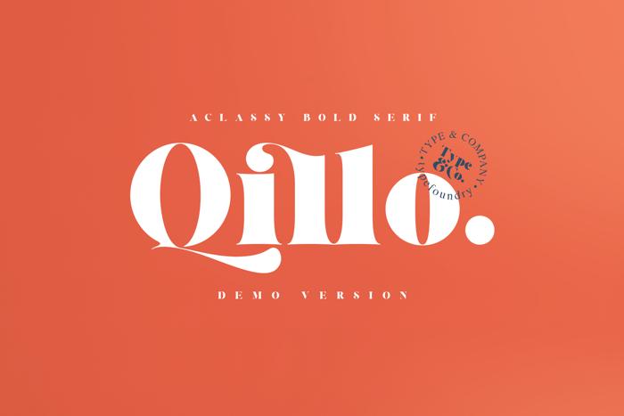 Qillo Font