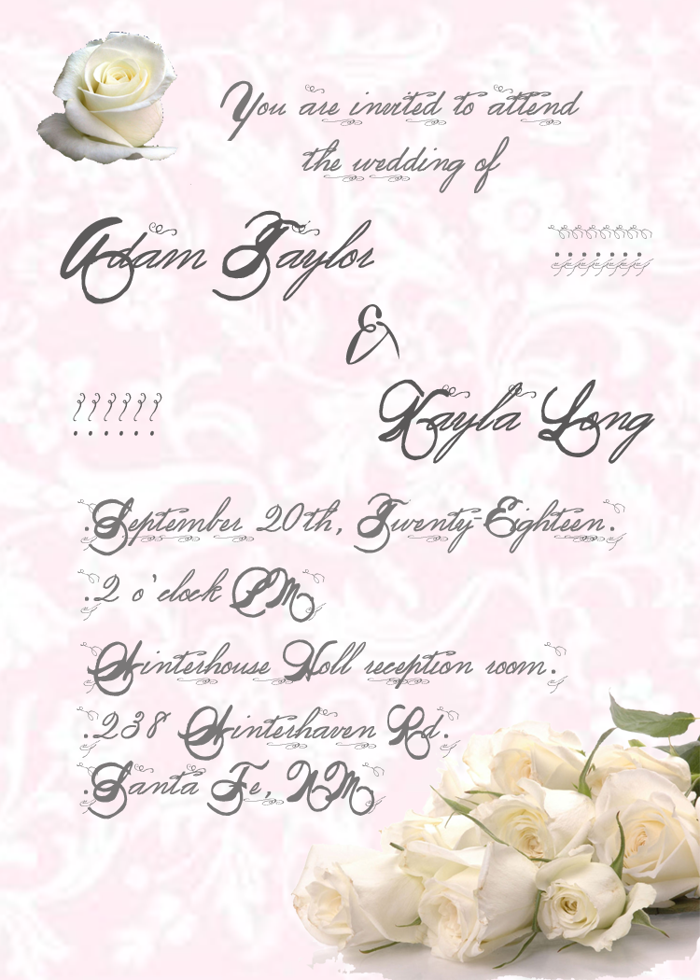 Cherish Is the Word Demo Font poster