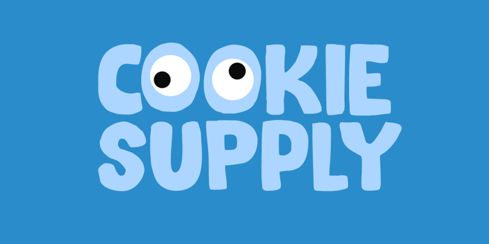 Cookie Supply DEMO Font poster