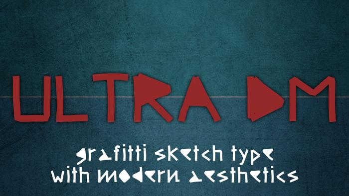 Ultra Font