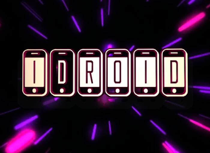 i Droid Font poster