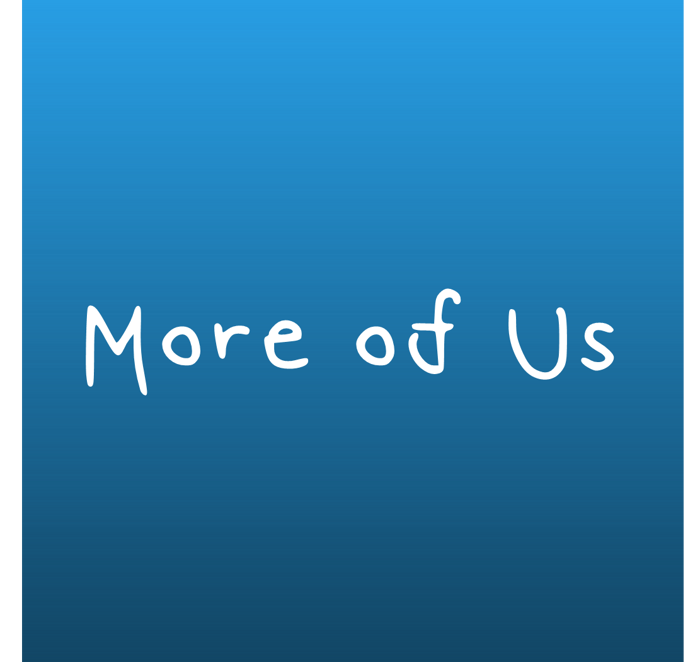 More Of Us Font