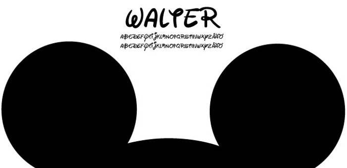 Walter Font poster