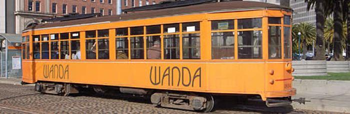 Wanda Font poster