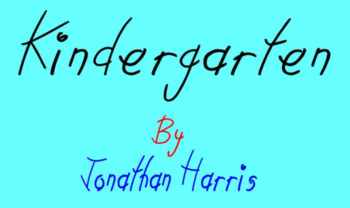 Kindergarten Font
