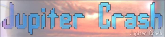 Jupiter Crash BRK Font poster