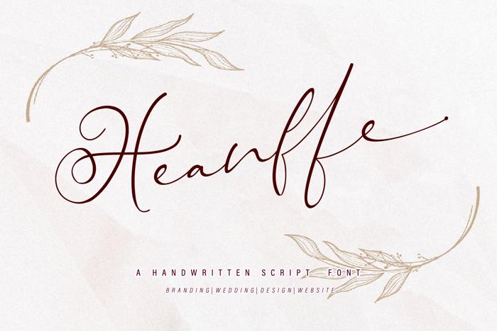 Heanffe poster