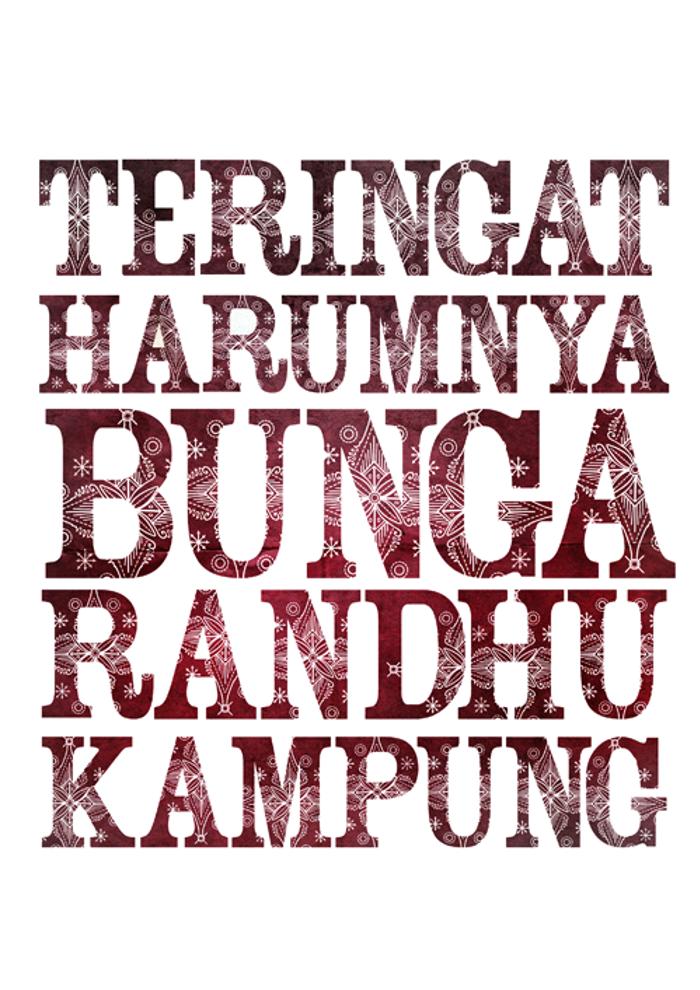 Sekar Arum Font poster