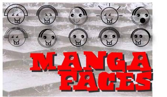 MangaAxt Font poster