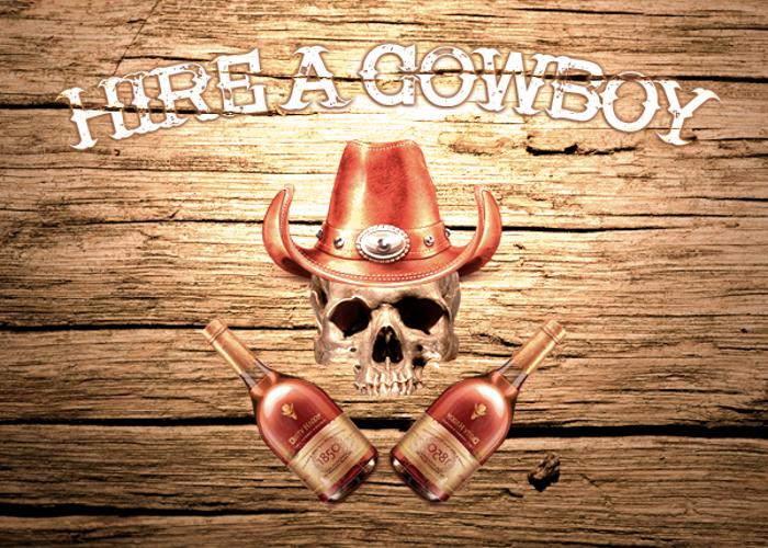 Hire a Cowboy Font