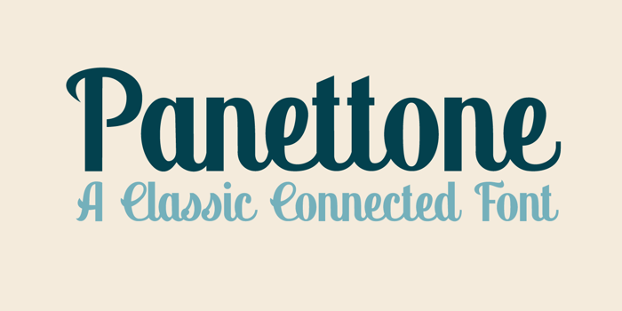 Panettone DEMO Font