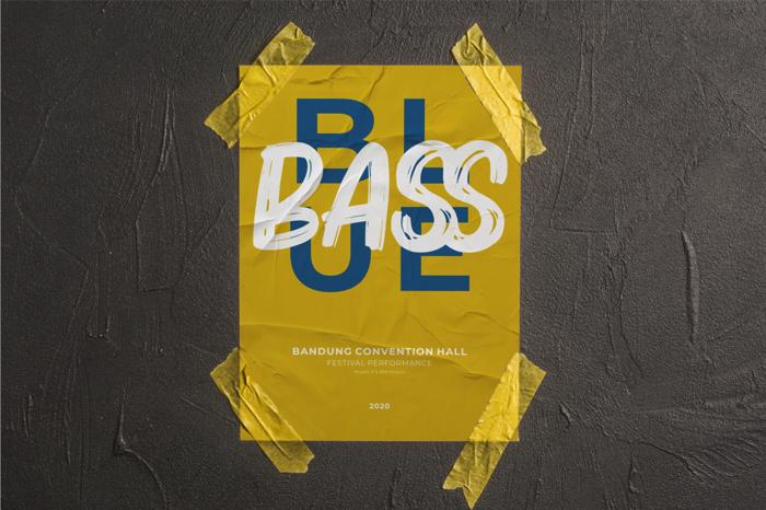 Bruzh Font poster