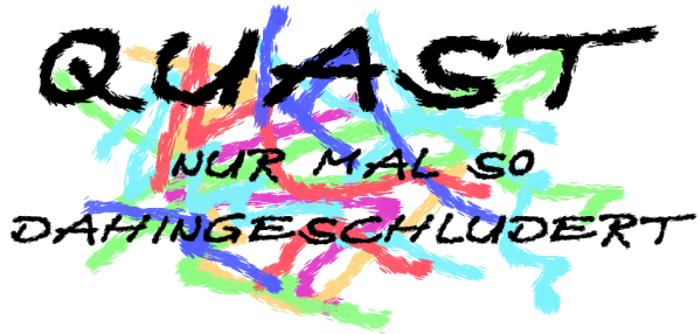 Quast Font poster