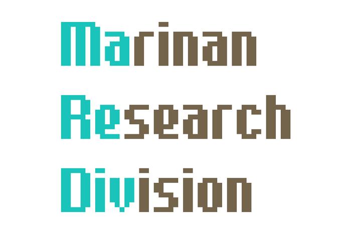 Marediv Font poster