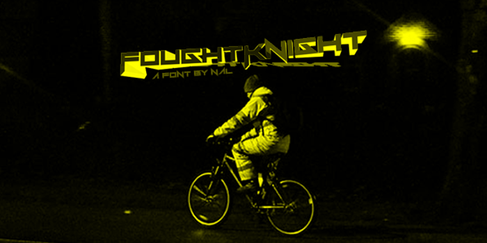 FoughtKnight Font