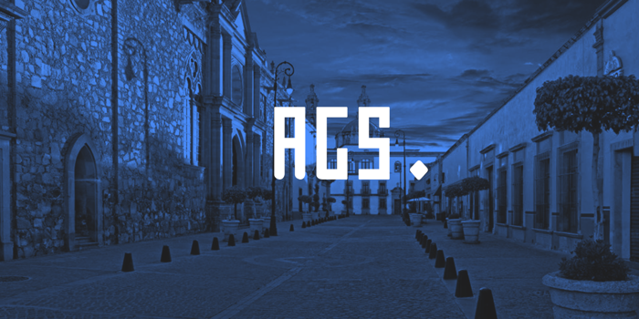 Ags Font poster