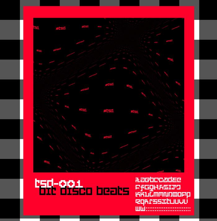 PXFXDisco Font poster