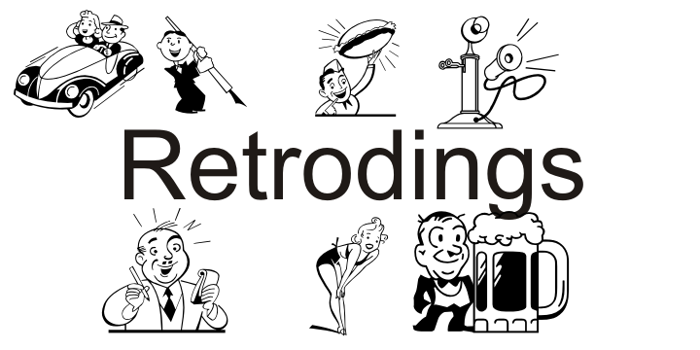 Retrodings Font