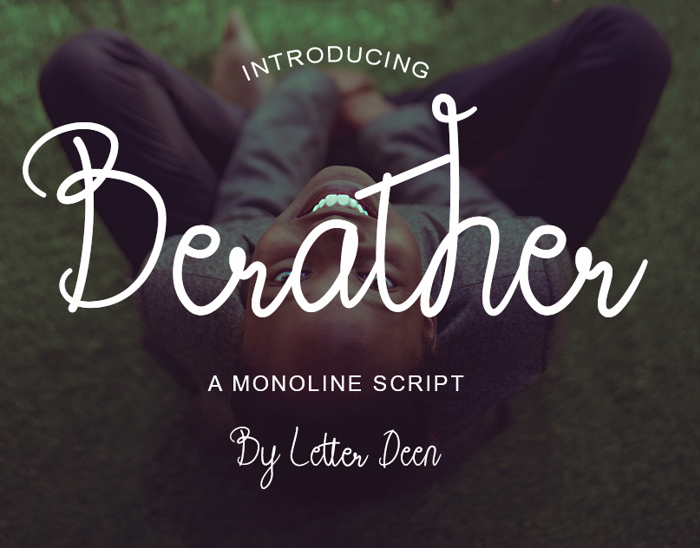 Berather Font