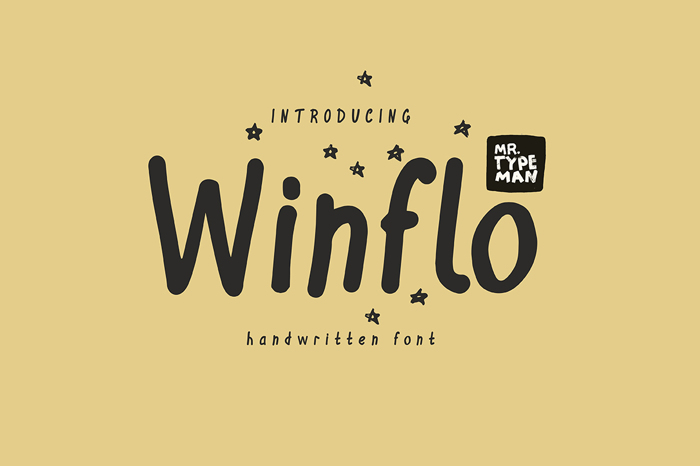 Winflo poster