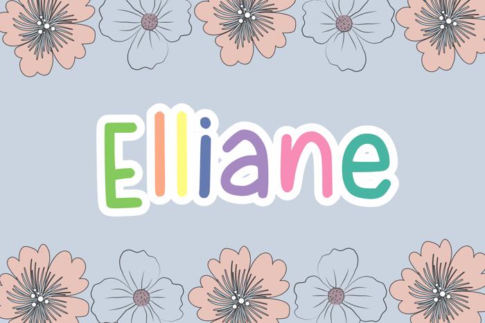 Elliane Font