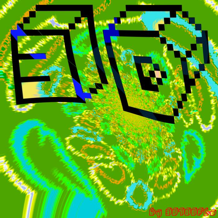 3D Thirteen Pixel Fonts poster