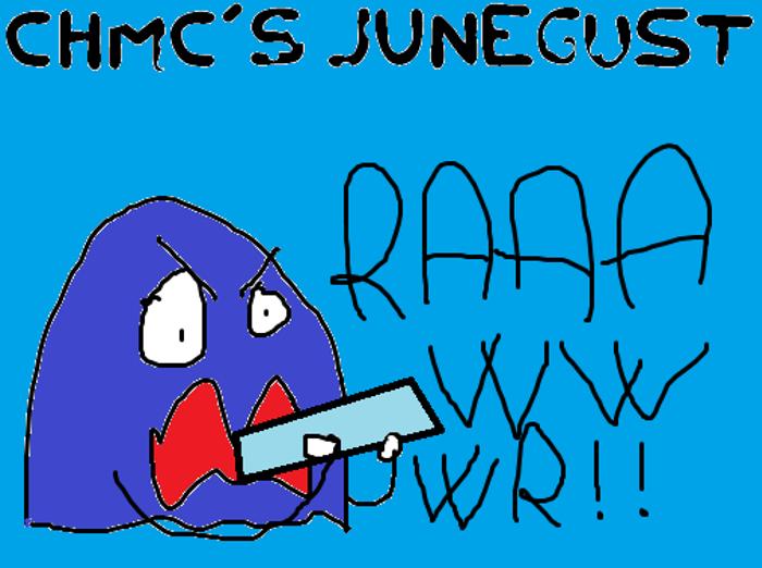 Junegust Font poster