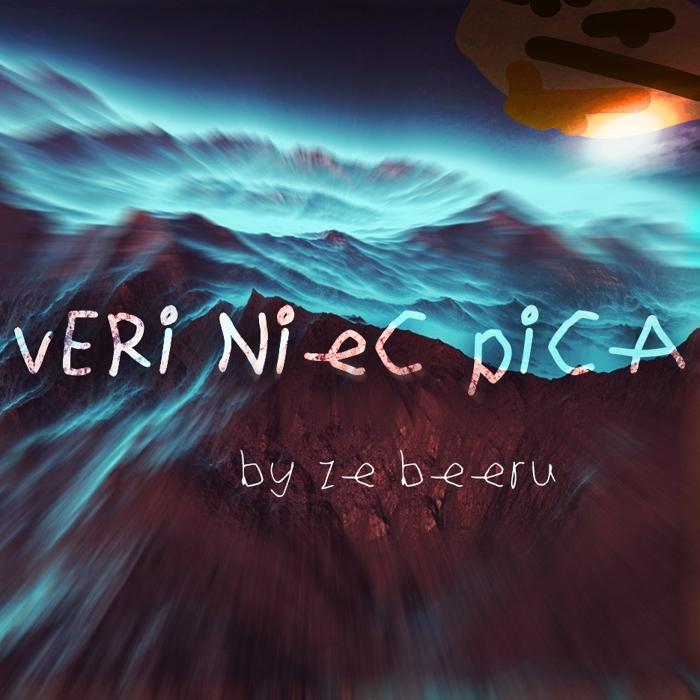 Veri Niec Pica Font poster