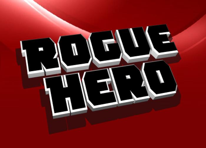 Rogue Hero Font poster