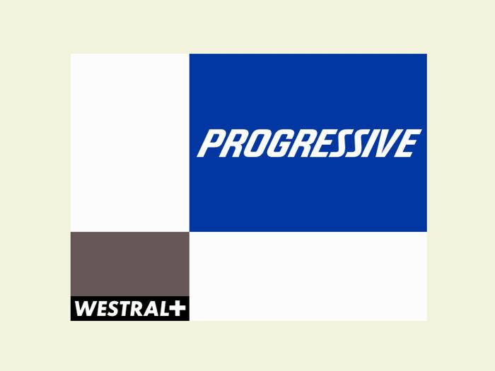 Progress Font poster