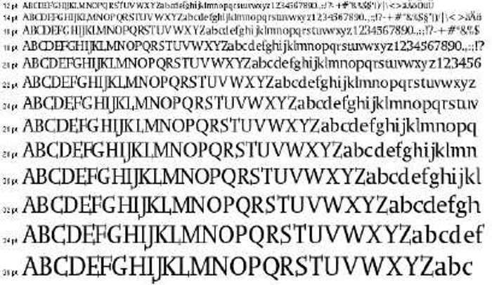 OgiRemaSlabserif Font poster