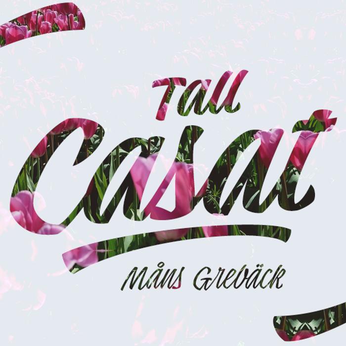 Tall Casat Font poster