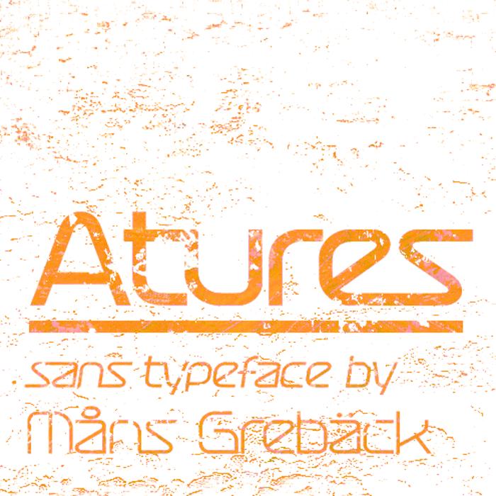 Atures Font
