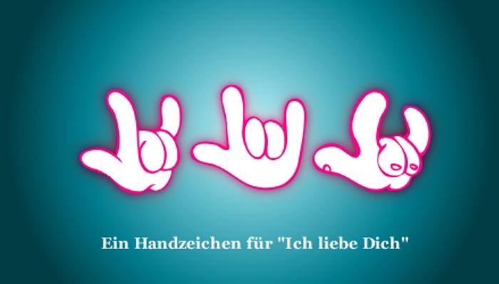 ZOE ILYhands Font poster