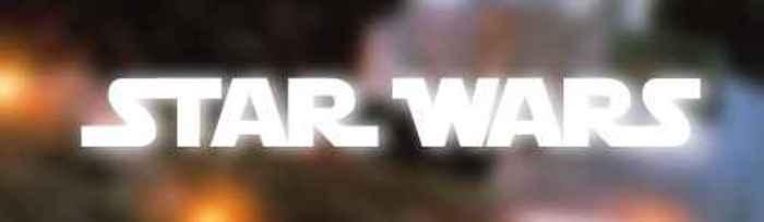 Star Jedi Font poster