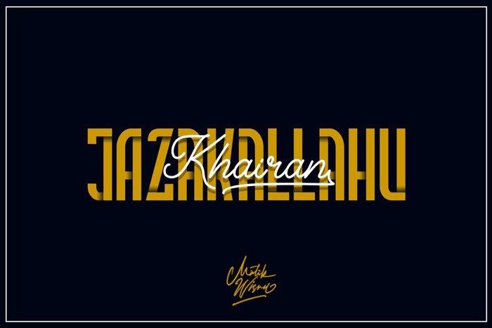 Highstories 2 Font poster