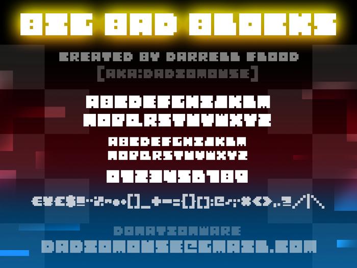 Big Bad Blocks poster