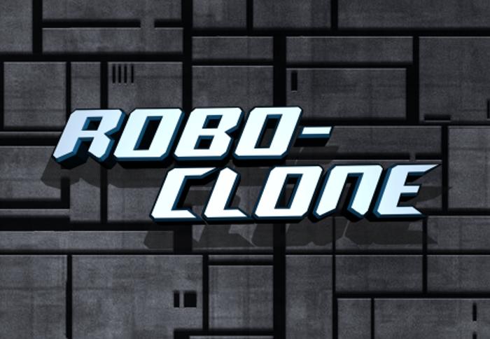 Robo-Clone Font poster