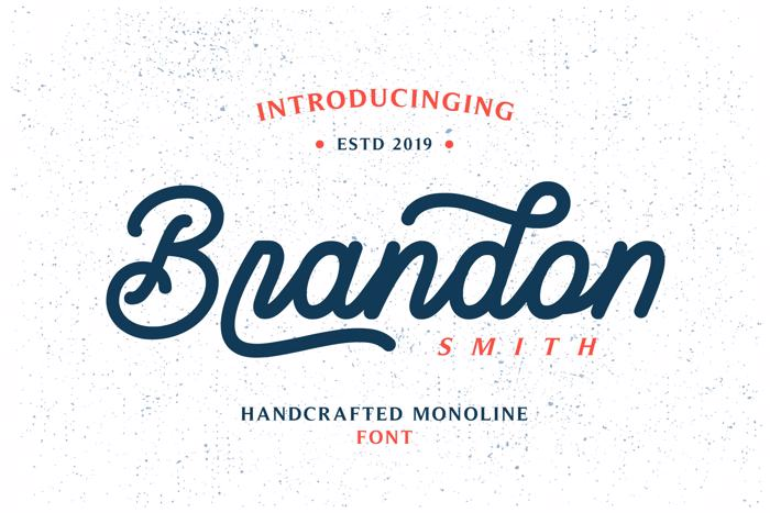 Brandon Smith Font