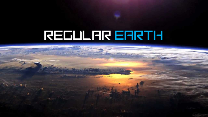 Regular Earth Font