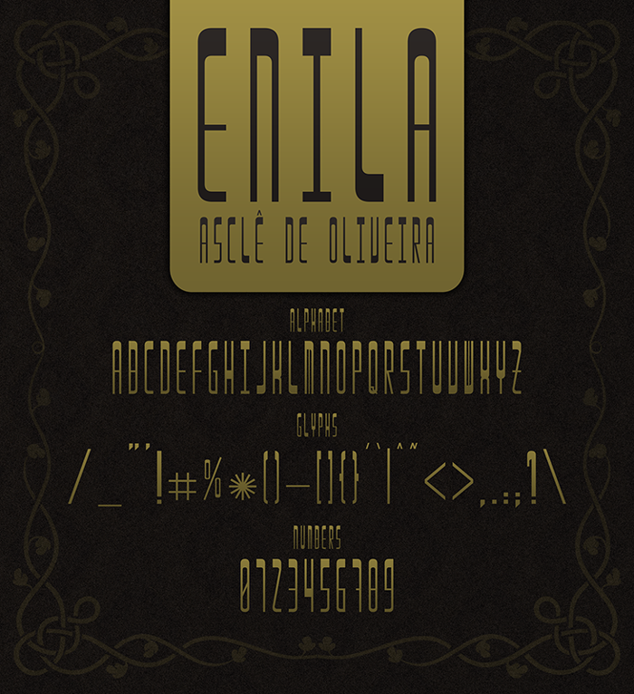 Enila Font