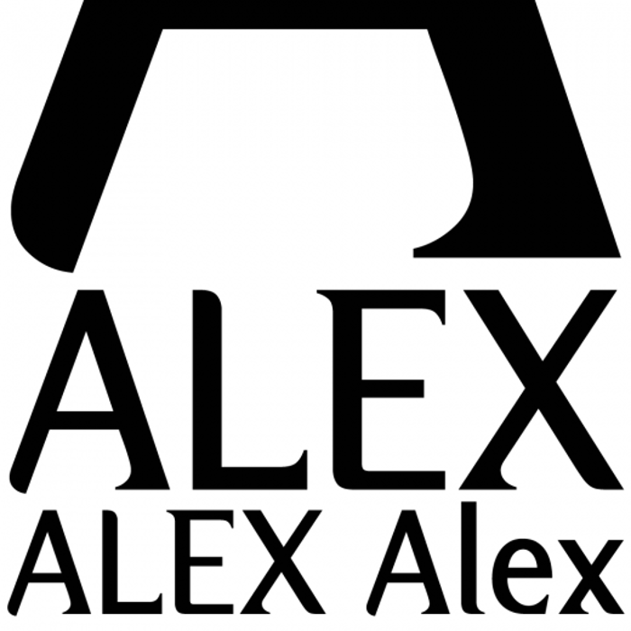 Alex Font poster