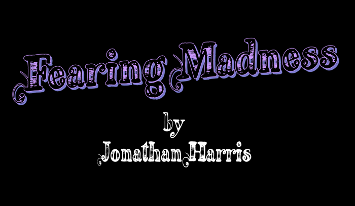 Fearing Madness Font poster
