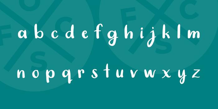 Super Simple Brush Script Font
