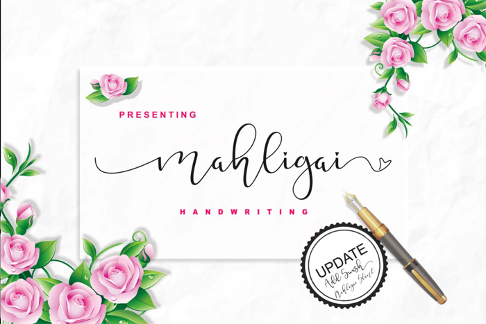 mahligai Font