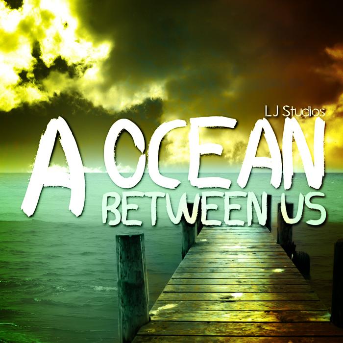 A ocean between US Font poster