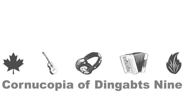 Cornucopia of Dingbats Nine Font poster