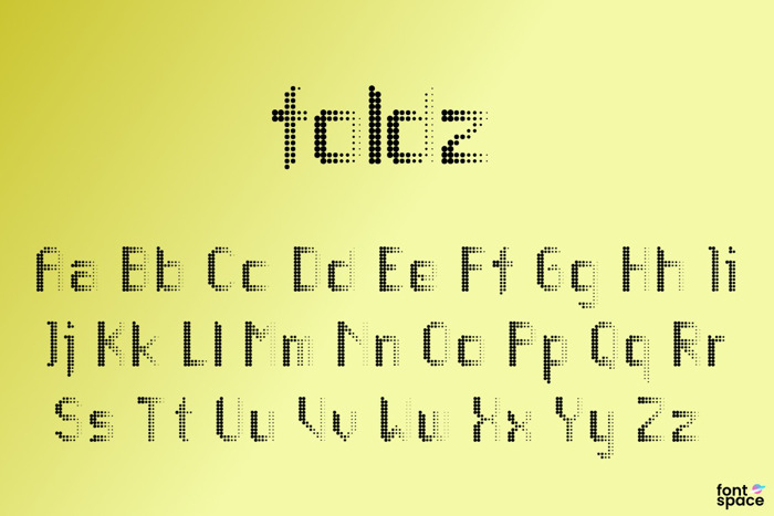 foldz Font