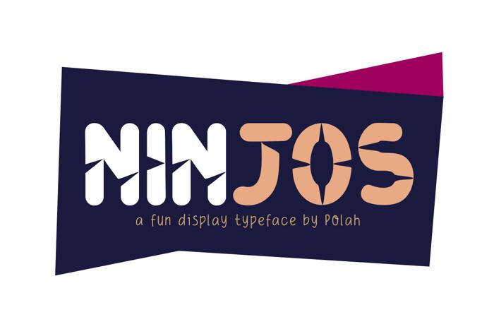 Ninjos Font