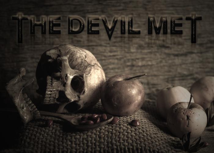 The Devil Net Font poster